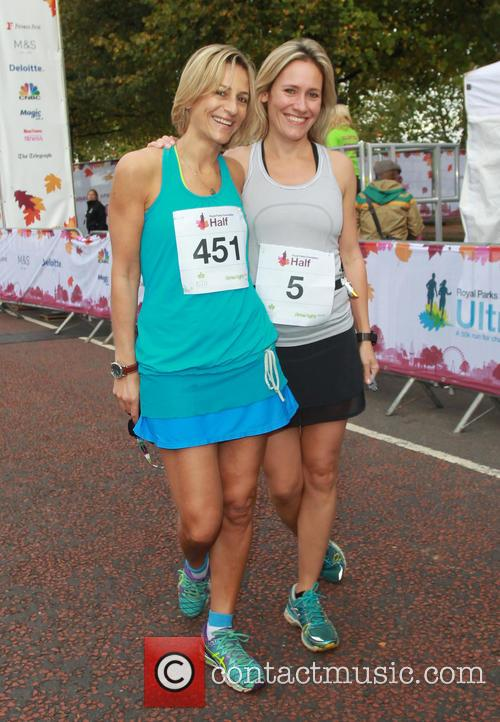Emily Maitlis and Jo Whiley 1