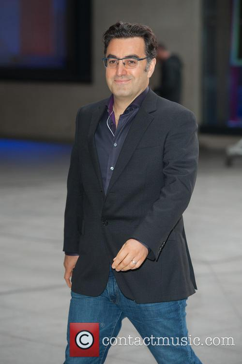 'The Andrew Marr Show' arrivals