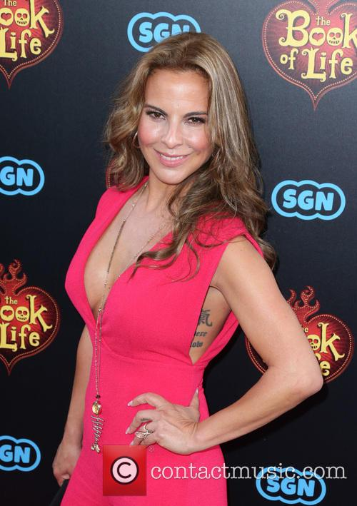 Los Angeles premiere of 'The Book of Life'...