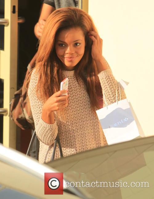Arrivals at the 'X Factor' studios