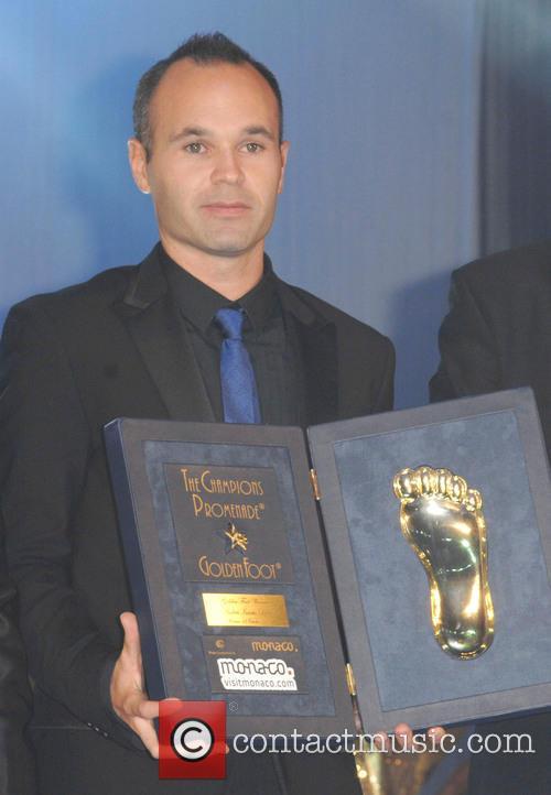 Golden Foot Award Monaco 2014 - Ceremony