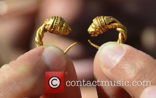 Bulgaria Golden Thracian Treasure