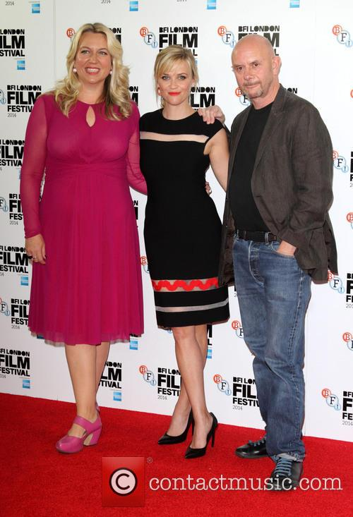 Cheryl Strayed, Reese Witherspoon and Nick Hornby