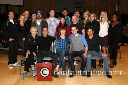 Raymond J. Lee, Matthew Saldivar, Nancy Opel, Tony Danza, Brynn O'malley, Rob Mcclure, David Josefsberg and Cast