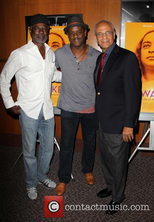 Glynn Turman, Blair Underwood and Michael Schultz