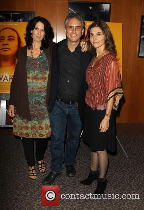 Lisa Leeman, Peter Rader and Paola Di Florio