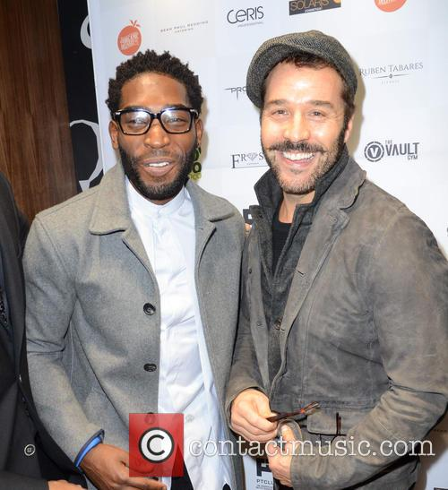 Tinie Tempah and Jeremy Piven 5