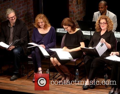 John Ellison Conlee, Julie White, Jessica Hecht and Mary Testa 3