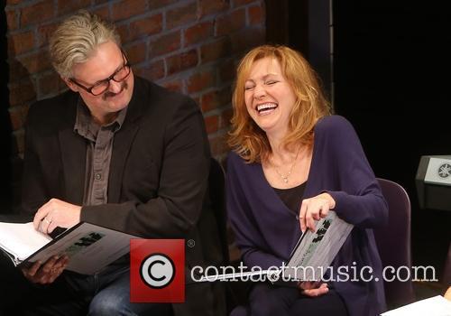 John Ellison Conlee and Julie White 6