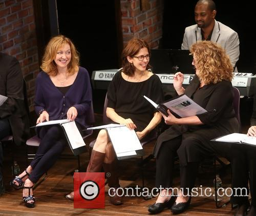 Julie White, Jessica Hecht and Mary Testa 5
