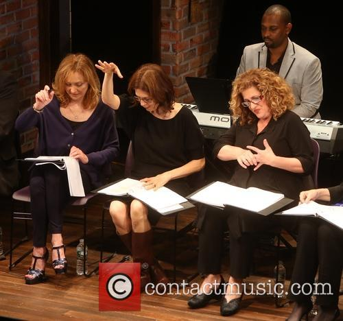 Julie White, Jessica Hecht and Mary Testa 1