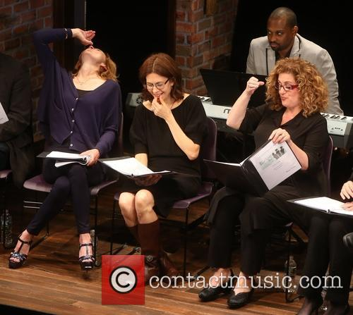 Julie White, Jessica Hecht and Mary Testa 6