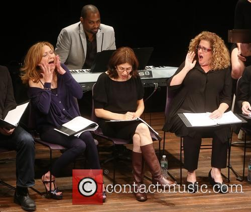 Julie White, Jessica Hecht and Mary Testa 7