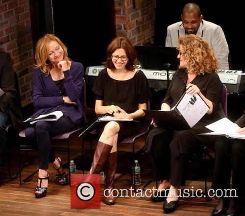 Julie White, Jessica Hecht and Mary Testa 8