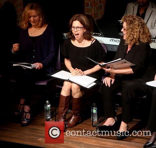Julie White, Jessica Hecht and Mary Testa 9