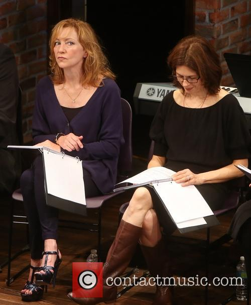 Julie White and Jessica Hecht 4