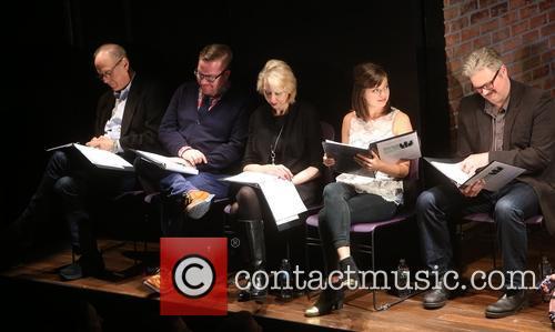 Mark Blum, Michael Cyril Creighton, Julie Halston, Margo Seibert and John Ellison Conlee 2