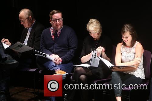 Mark Blum, Michael Cyril Creighton, Julie Halston and Margo Seibert 3