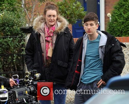 Rachel Griffiths, Rachel O'byrne, Barry Keoghan and Mammal