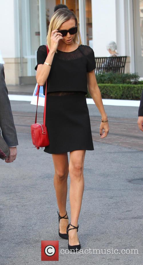 Giuliana Rancic arrives to a screening of her...