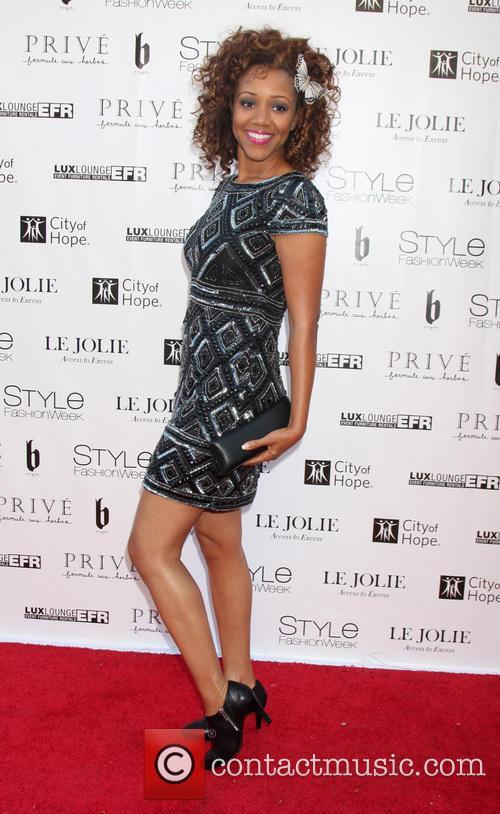 Sue Wong Spring 2015 Fashion Show - 'Fairies...