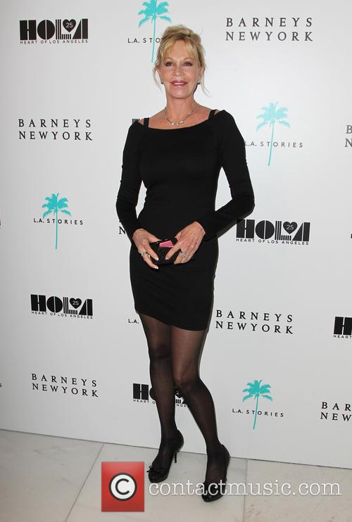 Celebrating 20 years in Los Angeles, Barney's New...