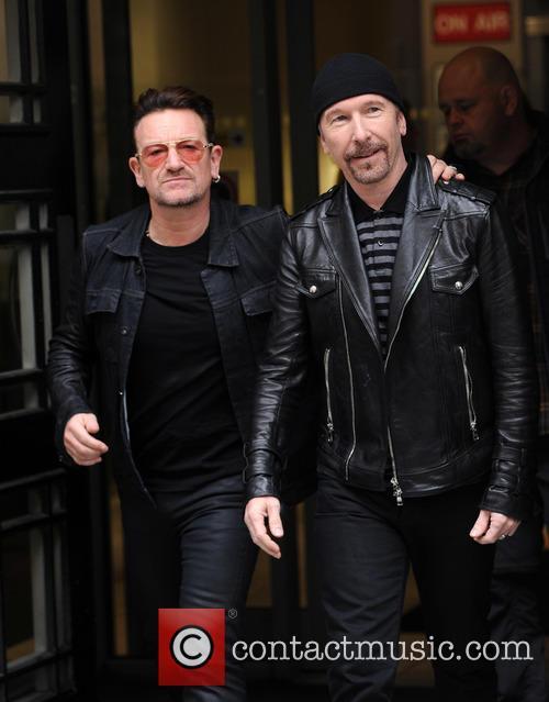 Bono The Edge