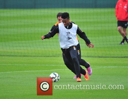 Raheem Sterling returns to training