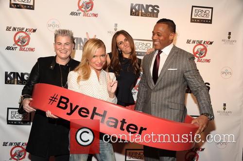 Rochelle Weitzner, Elana Brynes, Tracy Anderson and Sean James 6