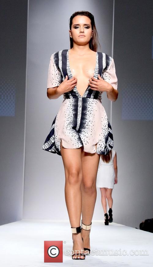 Los Angeles Fashion Week Los Angeles Fashion Week Spring Summer 2015 I Am Zoe Runway 33