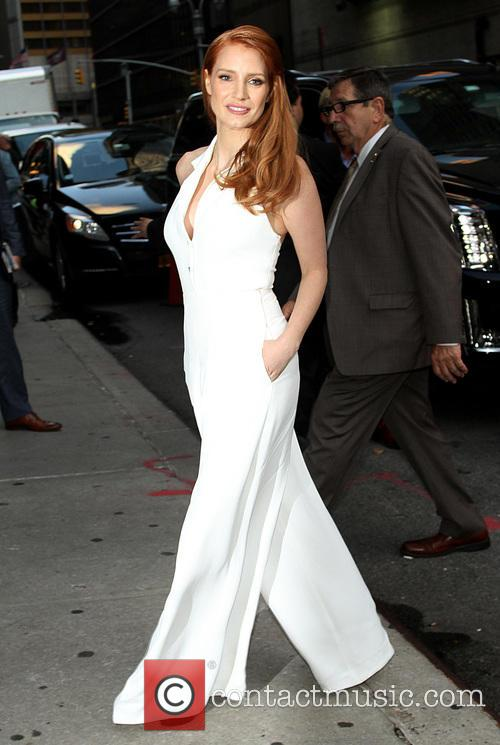 Celebrities arrive for the 'Late Show with David...