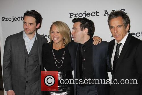 Vincent Piazza, Katie Couric, Mario Cantone and Ben Stiller 3