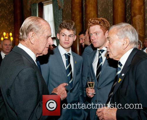 County Cricket Championship Presentations 2014 with HRH The...