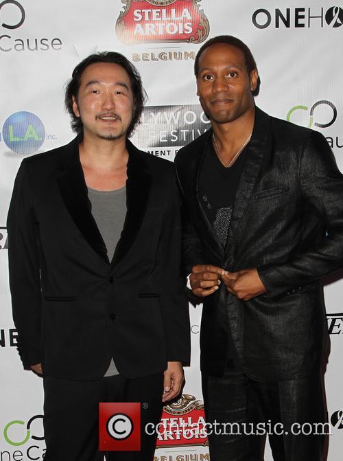 Yasu Shibuya and Dante Carver 1