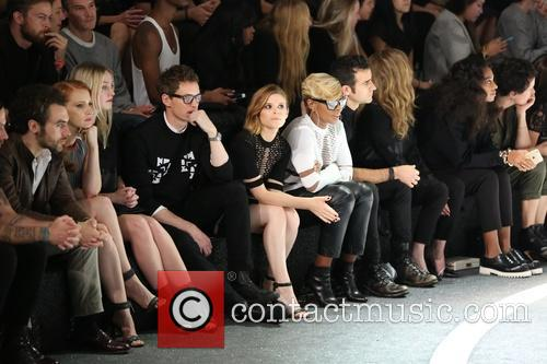 Jessica Chastain, Dakota Fanning, Eddie Redmayne, Kate Mara, Mary J Blige and Justin Theroux
