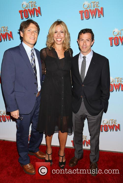 Jeffrey Kaplan, Amanda Green and Adam Green