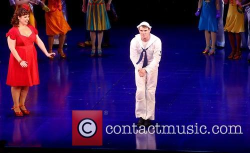 On The Town Opening Night - Curtain Call