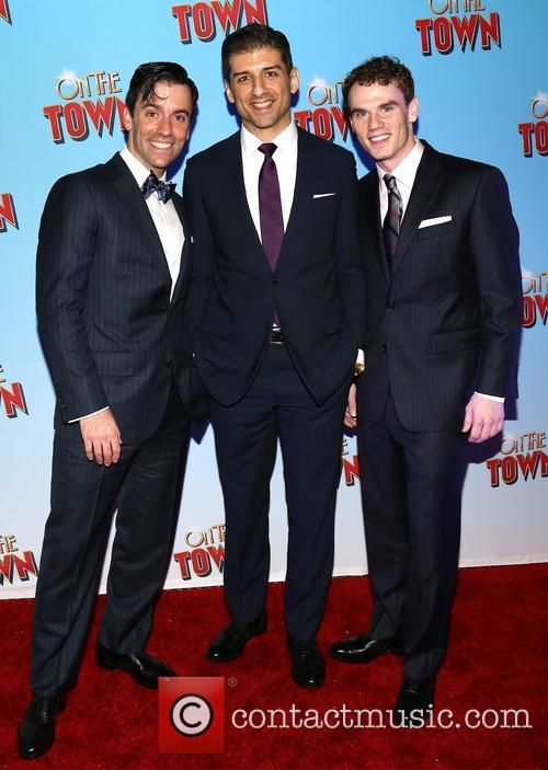 On The Town Opening Night Party - Arrivals