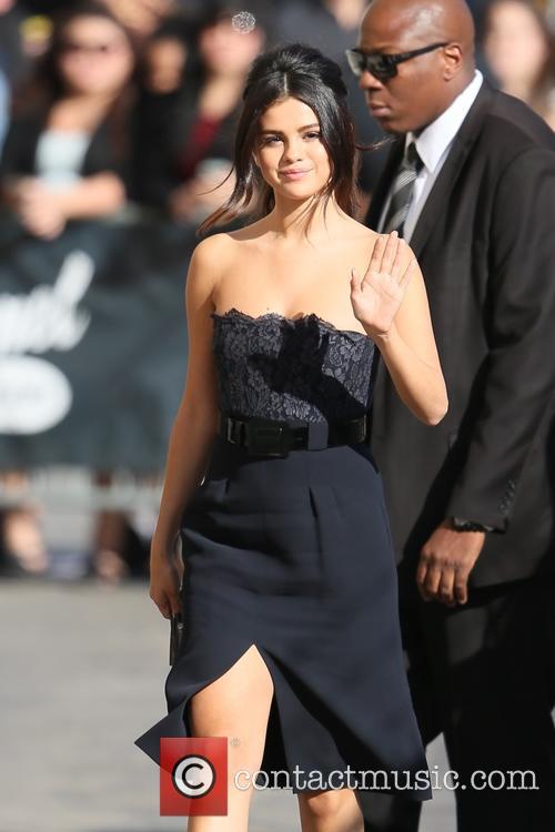 Selena Gomez spotted in LA