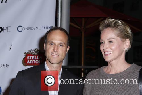 Jon Fitzgerald and Sharon Stone 4
