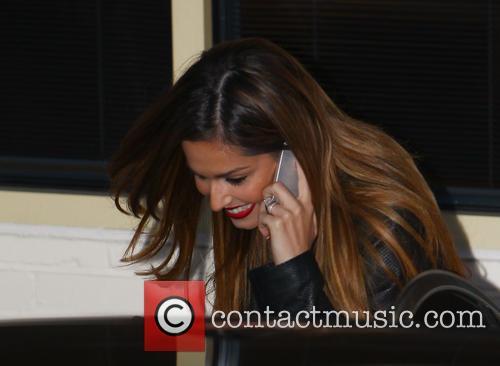 Cheryl Fernandez-versini and Cheryl Cole 1
