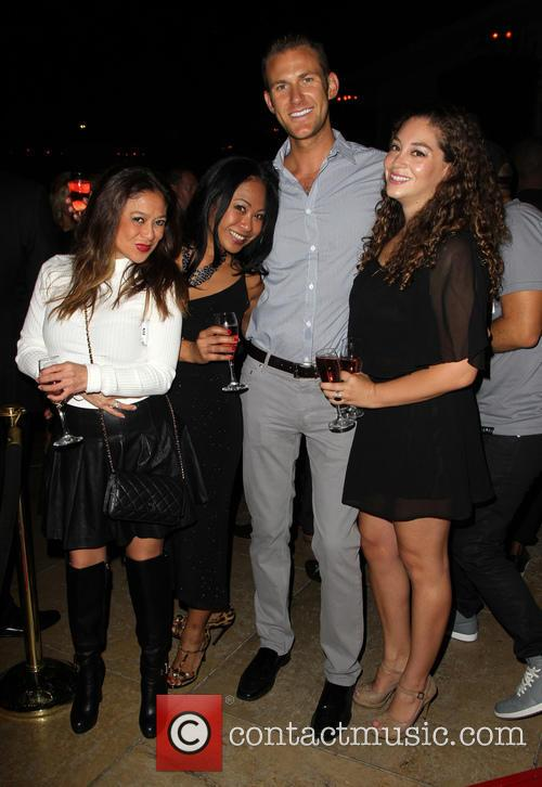 The XXIV Karat Launch Party At The Beverly...