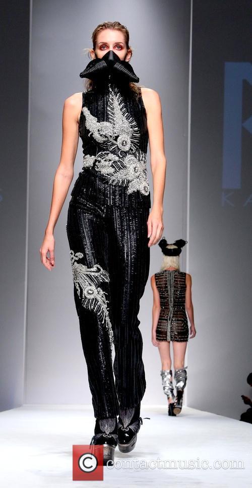 Los Angeles Fashion Week Spring Summer Kaye Morales And