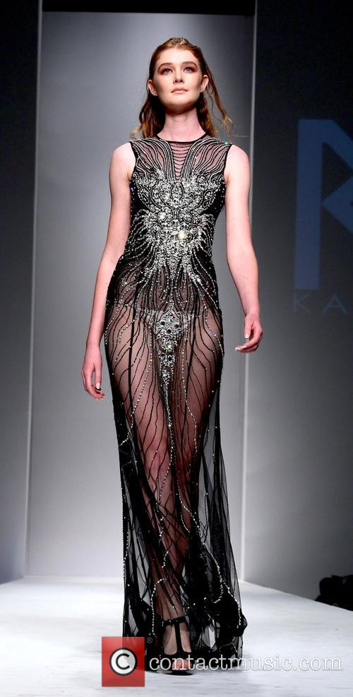 Los Angeles Fashion Week Los Angeles Fashion Week Spring Summer 2015 Kaye Morales Runway
