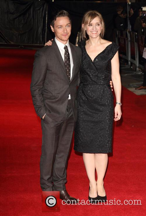 James Mcavoy and Anne-marie Duff 8