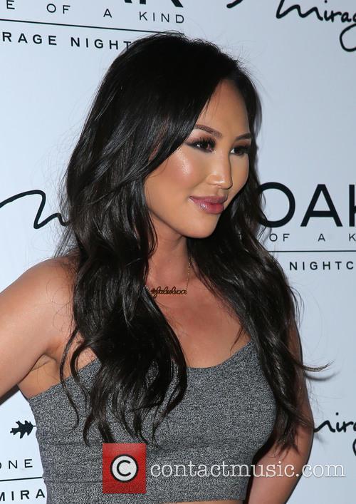 Dorothy Wang Hosts at 1 Oak Nightclub Las...