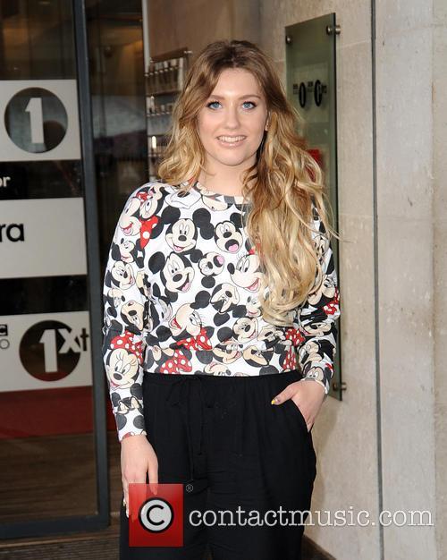 Ella Henderson at Radio 1