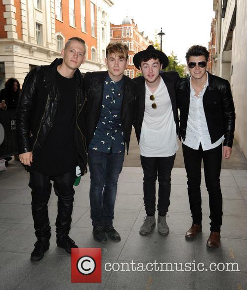 Rixton at Radio 1