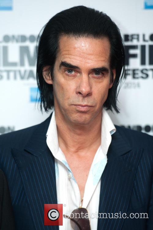 Nick Cave at BFI London Festival