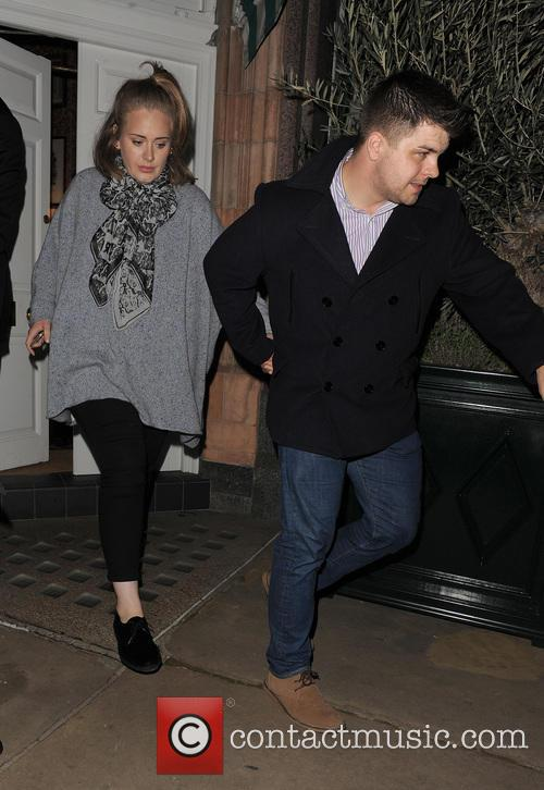 Celebrities leave Harry's Bar, after a private party